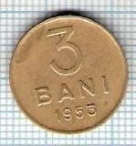 133 Moneda  3 BANI 1953 -starea care se vede -ceva mai buna decat scanarea