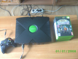 Vand x box cu 10 jocuri originale, Xbox