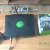 Vand x box cu 10 jocuri originale - Xbox Microsoft