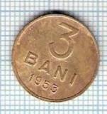 132 Moneda  3 BANI 1953 -starea care se vede -ceva mai buna decat scanarea