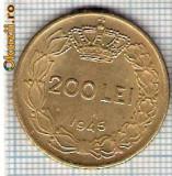 170 Moneda 200 LEI 1945 -starea care se vede -ceva mai buna decat scanarea