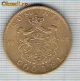 169 Moneda 500 LEI 1945 -starea care se vede -ceva mai buna decat scanarea