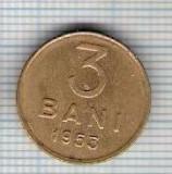 146 Moneda 3 BANI 1953 -starea care se vede -ceva mai buna decat scanarea