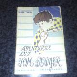 Mark Twain - Aventurile lui Tom Sawyer - 1957 - Carte educativa