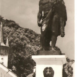 CPI (B734) BAILE HERCULANE, STATUIA LUI HERCULE, EDITURA MERIDIANE, CPCS, CIRCULATA, 1969, STAMPILE, TIMBRU, Fotografie