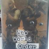 New World Order PC SIGILAT (PC DVD)  (ALVio) + sute de alte jocuri pc