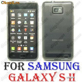 HUSA TPU Samsung Galaxy S2 SII i9100 - CLEAR EDITION - CARCASA TPU Samsung Galaxy S2 SII i9100 - PROTECTIE MAXIMA