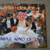 No doubt simple kind of life maxi single cd - Muzica Rock