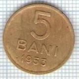 276 Moneda 5 BANI 1953 -starea care se vede -ceva mai buna decat scanarea - Moneda Romania