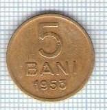 280 Moneda 5 BANI 1953 -starea care se vede -ceva mai buna decat scanarea