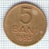 269 Moneda 5 BANI 1953 -starea care se vede -ceva mai buna decat scanarea - Moneda Romania