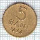 277 Moneda 5 BANI 1953 -starea care se vede -ceva mai buna decat scanarea - Moneda Romania