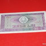 10 LEI 1966 UNC - Bancnota romaneasca