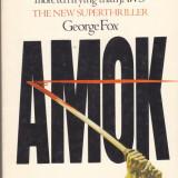 Carte in limba engleza: George Fox - Amok - Roman
