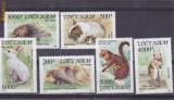 Fauna Vietnam., Asia
