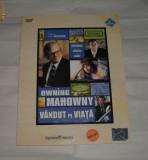 Vand dvd original cu filmul VANDUT PE VIATA, Romana, new films