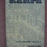Alexandru Davila - Vlaicu-Voda - Roman