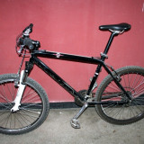 Mountain Bike Raleigh, Aluminiu