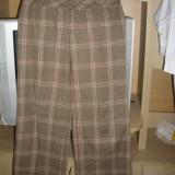 Pantaloni stofa eleganti office mas 38-40 - Pantaloni dama