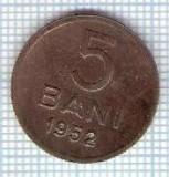 301 Moneda 5 BANI 1952 -starea care se vede -ceva mai buna decat scanarea