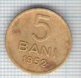 300 Moneda 5 BANI 1952 -starea care se vede -ceva mai buna decat scanarea