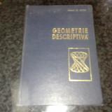 Geometrie Descriptiva - St. Botez - 1965
