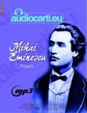 Mihai Eminescu - Poezii - 153 de poezii pe un cd audio MP3