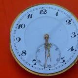 ROLEX MECANISM SAVONETTE FUNCŢIONAL RAR - Ceas de buzunar