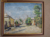 MAHALA SEMNAT NICOLAE TEMPEANU 1883-1937 garantie, Peisaje, Realism