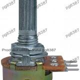 Potentiometru rotativ, simplu, potentiometru mono, 20 K-161004