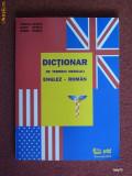 Dictionar de termeni medicali englez - roman