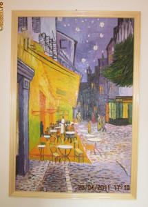 Pictura reproducere Van Gogh in ulei pe panza
