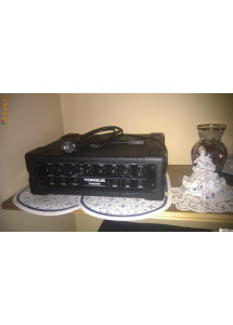 Vand Amplificator Orga Stereo Torque + 2 Boxe Marshall