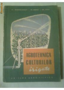 AGROTEHNICA CULTURILOR IRIGATE  ~  VL.IONESCU-SISESTI * SP.BOERU * GH.ROSU
