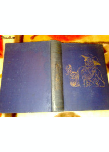 J. Swift-Gullivers Reisen- in germana,caractere gotice, ilustratii color