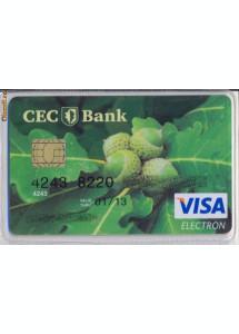 Card bancar CEC BANK 3