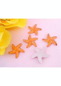 50 stele de mare din acril - invitatii/ marturii/ decor nunta sau botez