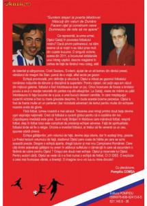 Cartea Strajerii Moldovei - istoria echipei Otelul Galati 1965-2011
