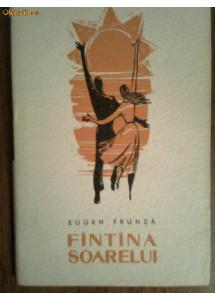 Fantana soarelui-Eugen Frunza
