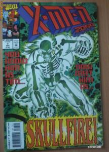 X-Men 2099 #7 . Marvel Comics