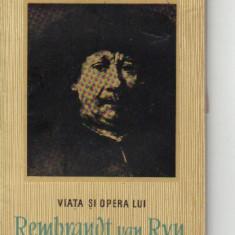 P comarnescu - viata si opera lui rembrandt van ryn