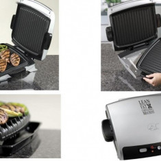 Gratar Grill George Foreman placi detasabile - Gratar electric