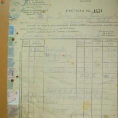 Factura Depozit de Vaseline OLEX 1946