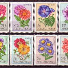 Ungaria D346 Flori de gradina 1968 - Timbre straine