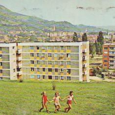 S-1196 SIMLEU SILVANIEI Cartierul Bradet CIRCULAT 1975