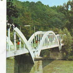 S-10208 CALIMANESTI Pod peste Olt CIRCULAT 1979 - Carte Postala Oltenia dupa 1918