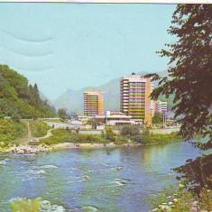 S-10167 CALIMANESTI Hotelurile Caciulata, Cozia si Oltul 1980
