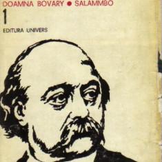 Flaubert - opere vol 1 ( doamna bovary * salammbo ) - Roman, Anul publicarii: 1979