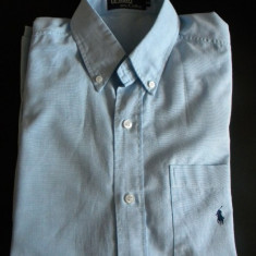 Camasa Ralph Lauren Barbati!Original! - Camasa barbati Ralph Lauren, Marime: XL, Culoare: Albastru, Maneca lunga