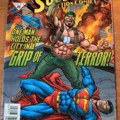 Superman in Action Comics #728 DC Comics - Reviste benzi desenate